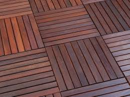 dark teak wood flooring