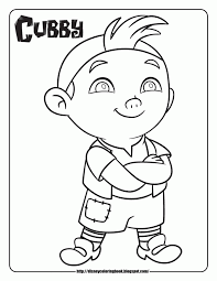Disney Junior Color Pages Coloring In