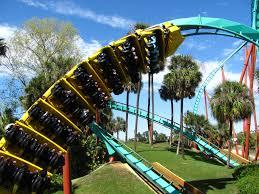 busch gardens theme park in tampa