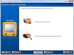 Total Free Youtube Downloader Free Youtube Downloader Converter