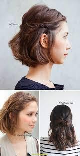 Fantastic Leichte Frisuren Zum Selber Machen Mittellange Haare