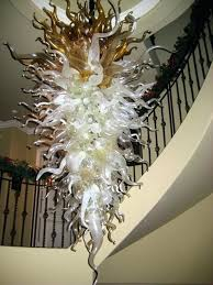 chandeliers chihuly style chandelier contemporary large art glass lamp handmade blown glass style chandelier lighting