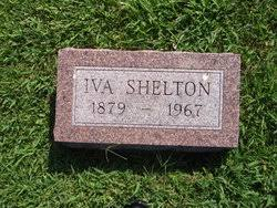 Iva amy Vance Shelton (1879-1967) - Find A Grave Memorial