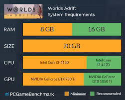 Worlds Adrift System Requirements Can I Run It