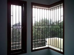 Kitchen Balcony Grill Design Modern Window Grill Designs For Houses Window Grill Design