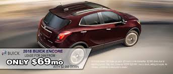save on buick encore