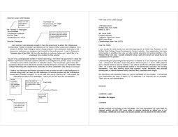 Cover Letter Sample Student Summer Job Adriangatton Com