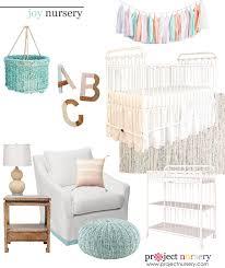 joy nursery design board inspired by bratt decor s joy crib