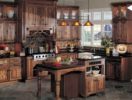 new rustic kitchens on kitchen with rustic kitchen design ideas