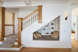 basement stairs ideas. Basement Stairs Ideas Family Room Contemporary With Wood Staircase W
