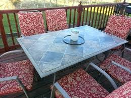 replacement glass table top for patio furniture glass table top replacement amazing patio table top