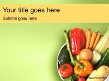 Free Food Powerpoint Templates Food Powerpoint Templates And Backgrounds For Presentations