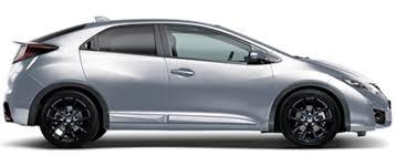 New Honda Civic Colour Chart