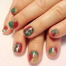 24+ Christmas Nail Designs For Kids - StylePics