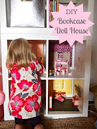 a diy dollhouse created in an ikea bookcase my bookcase dolls house emporium