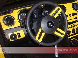 Ford Shelby GT500 2007-2009 Dash Kits   DIY Dash Trim Kit