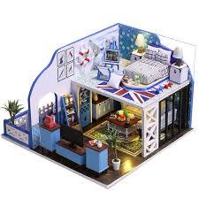 ЭКО-Румбокс – интерьерный <b>конструктор DIY House</b> с LED ...