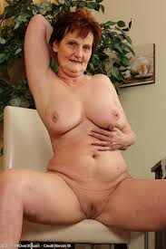 55 Year Old Woman Nude