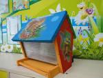 Фото кормушка для птиц в детский сад фото 31