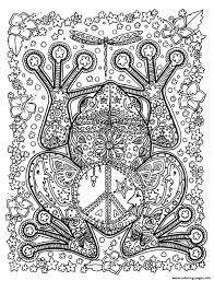 Small Picture adult animals big frog Coloring pages Printable