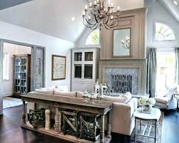 console table decor ideas sofa behind sample fascinating images console table decor