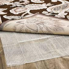 x rug pad non slip underlay for rugs on tiles wool how to keep from sliding hardwood floor white area the best pads carpet protector oriental gripper