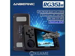 Máy chơi game Retro Game RG 351M -NES..PS1 – xGAMESHOP-Retail Store Games
