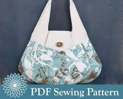 19 best Craft Ideas images on Pinterest | Pockets, Crafts and Grass & Free Purse Patterns | learn how to sew your own purse or bag with free purse Adamdwight.com