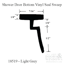 shower glass seal replace rubber seal around shower glass replacement shower door bottom vinyl seal sweep keystone by light replace rubber seal around