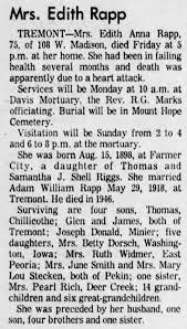 Edith riggs rapp 1974 - Newspapers.com