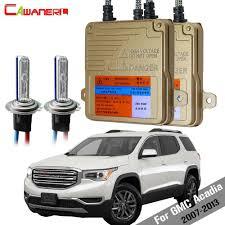 2013 Gmc Acadia Fog Light Kit Cawanerl 55w Car Error Free Hid Xenon Kit Canbus Ballast