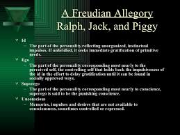 lord of the flies powerpoint  20 a freudian allegory