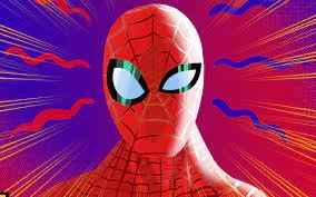 Wallpaper 4k Spiderman Abstract Art 4k ...