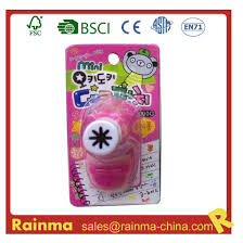 Flower Shaped Paper Punches Craft Paper Punch In Foot Shape