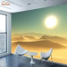 wallpapers for office. Modren For Wallpaper Office Large Custom Wallpapers Living Room Desert Sunset Abstract  Landscape Home Bedroom Intended Wallpapers For Office