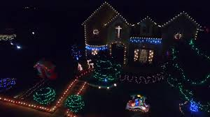 Christmas Lights In Rockwall Champions Ct Rockwall Christmas Lights Youtube