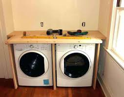 Stacked Washer Dryer Cabinet Plans | Centerfordemocracy.org