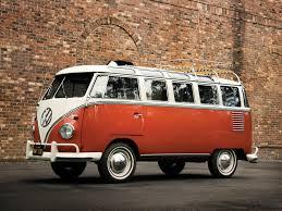Hippie Buses 1951 63 Volkswagen T1 Deluxe Samba Bus Classic Cars Pinterest