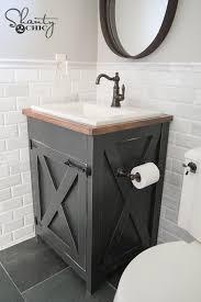 small bathroom vanity cabinet. Impressive Farmhouse Bathroom Vanity DIY Lighting Top With Sink Ideas Australia Cabinets And Canada Mirror Lights Small Cabinet A