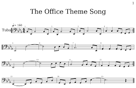 The Office Theme Song Flat