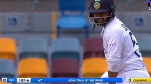 Shardul Thakur Batting - India Vs Aus ...