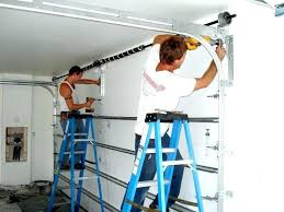 garage door assembly install garage door installing safety sensors lock spring cable garage door installation drawings