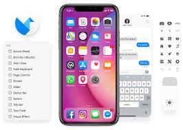 iOS 11 iPhone GUI | Facebook Design