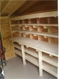 diy basement workbench shed workbench and shelves