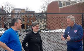 AYSC day event with Episcopal Church of the Mediator & EPYS — Allentown  Youth Soccer Club