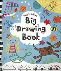 the usborne big drawing book big activity books usborne fiona watt josephine thompson caroline day 9780794533656 amazon books