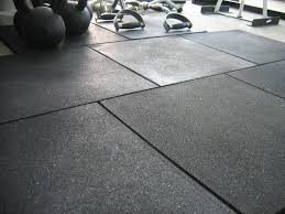 best rubber gym floor tiles