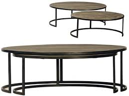 round nesting coffee table unique special offers