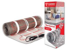 <b>Теплый пол Thermo Thermomat</b> TVK нагревательный мат купить ...