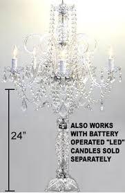 wonderful home interior eye catching crystal candelabra chandelier in candelabras centerpieces chandelier chandeliers crystal candelabra